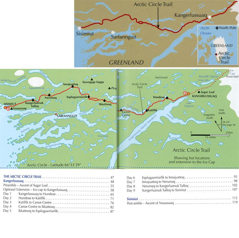 Trekking in Greenland - The Arctic Circle Trail coverage