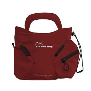 Edge Boulder Chalk Bag Red