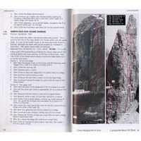 Dolomites West and East pages