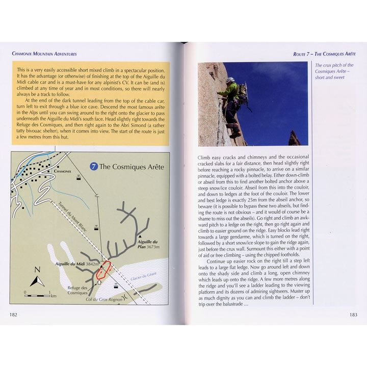 Mountain Adventures - Chamonix pages