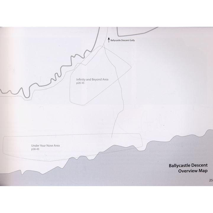 Fairhead Bouldering Guide page