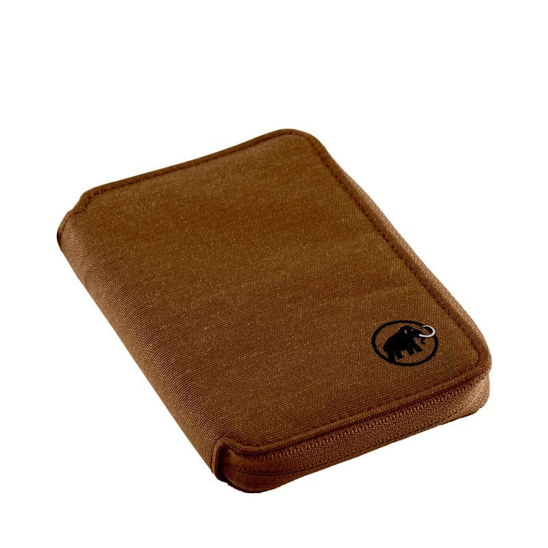 Mammut Zip Wallet Melange Timber