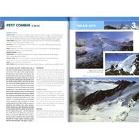 Mountaineering in the Swiss Alps pages