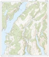 OS Explorer 362 Paper - Cowal West & Isle of Bute north sheet