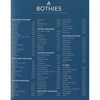 The Scottish Bothy Bible contents