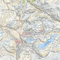 Harvey Ultramap XT40 - Snowdonia North detail