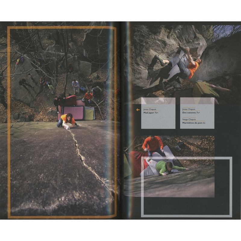 Cresciano Boulder pages