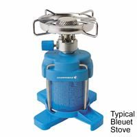 A typical Bleuet Stove - the sort that would take a Primus 190g Piercable Gas Cylinder