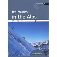 Ice Routes in the Alps