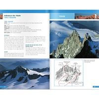 Mountaineering in the Mont Blanc Range pages