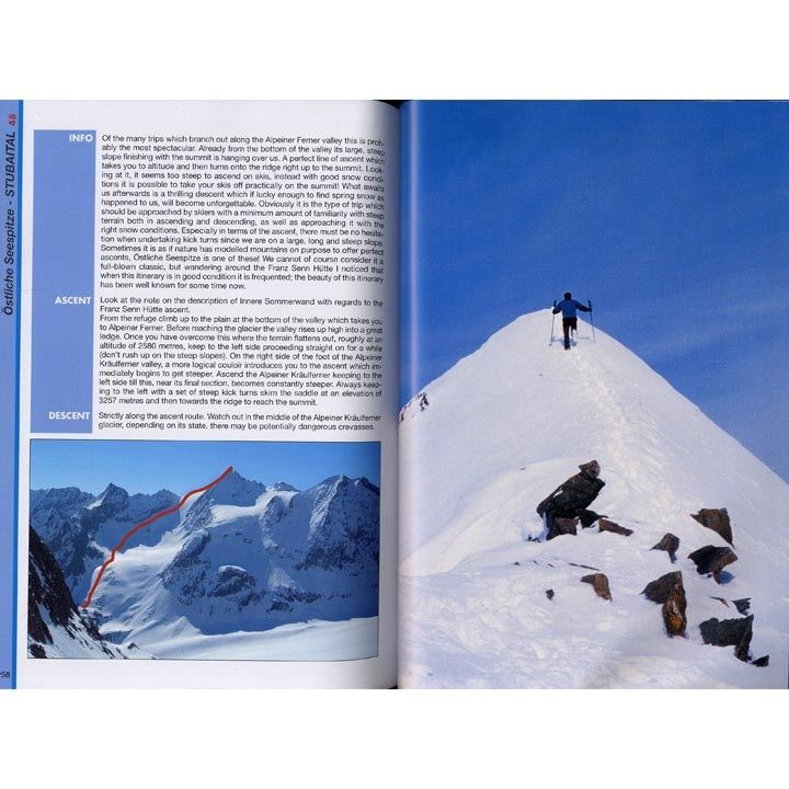 Scialpinismo in Tirol pages