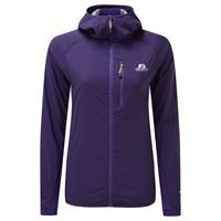 Mountain Equipment Women's Switch Pro Jacket Tyrian Purple