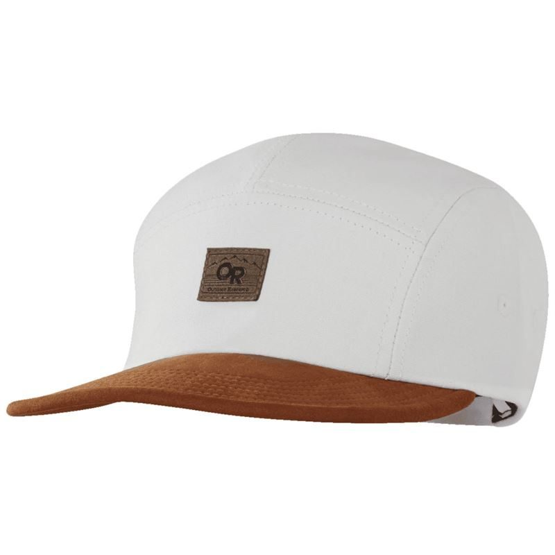 Outdoor Research Murphy 5 Panel Hat White
