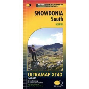 Harvey Ultramap XT40 - Snowdonia South