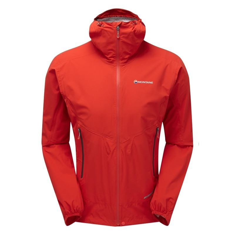 Montane Men's Minimus Stretch Ultra Jacket Flag Red