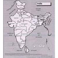 The Indian Himalaya location