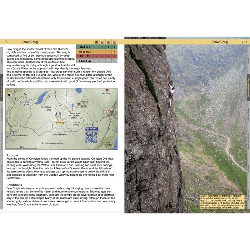 Lake District Climbs pages