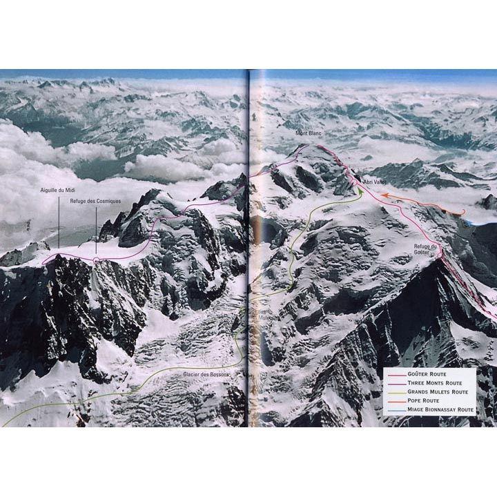 Mont Blanc 4810m pages