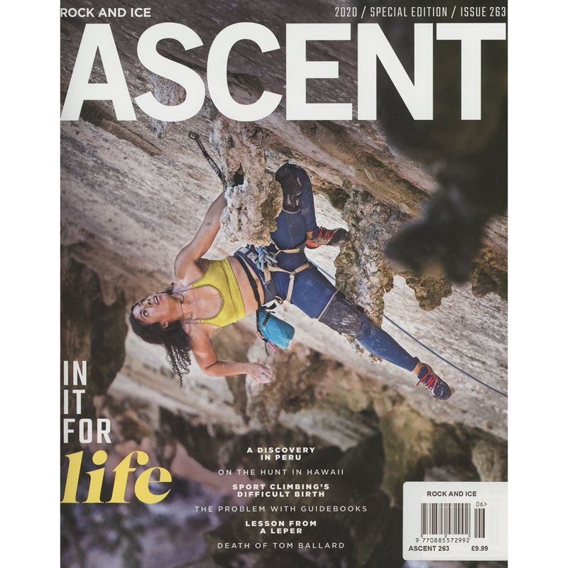 Rock and Ice Ascent