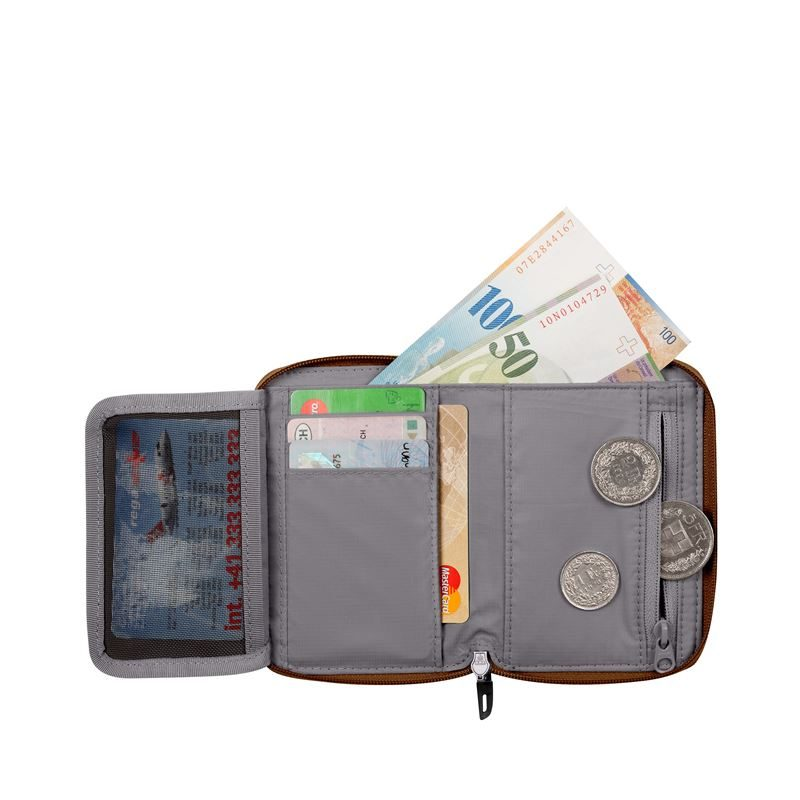 Mammut Zip Wallet internal