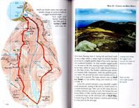 Walking on the Isle of Arran pages