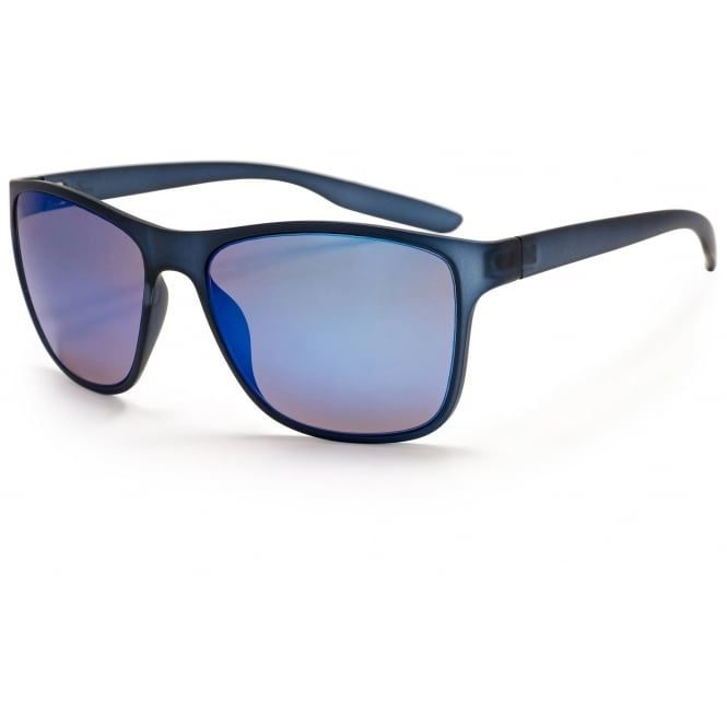 Bloc Cruise 2 F851 Crystal Grey Category 3 Blue Mirror Lenses