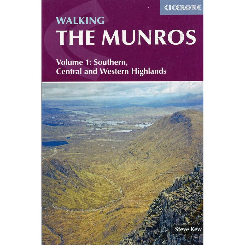 Walking the Munros Volume 1: Southern, Central and Western Highlands
