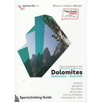 Sportclimbing in the Dolomites