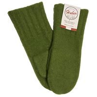 Huber Dachstein Mitts Apple Green