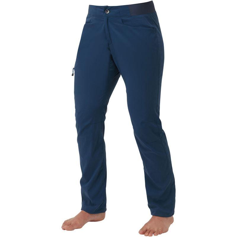 Mountain Equipment Women's Dihedral Pants Majolica Blue