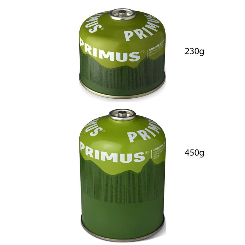 Primus Summer Gas Screw-Threaded Cylinder - not to be posted