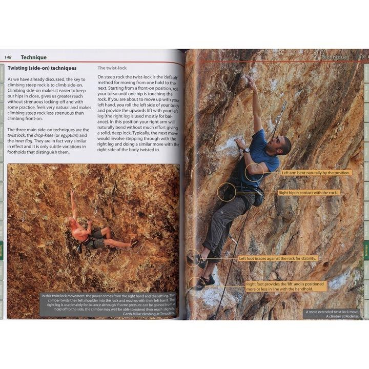 Sport Climbing + pages