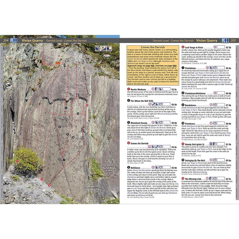 North Wales Slate pages