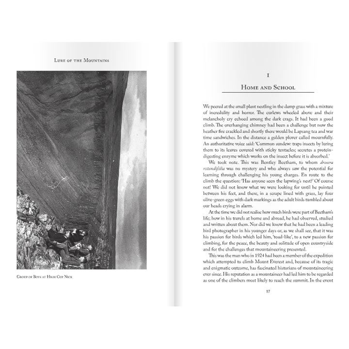 Lure of the Mountains pages