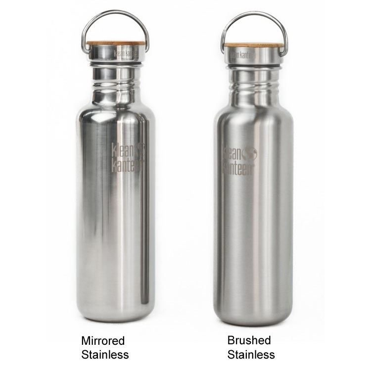 Klean Kanteen Reflect 800ml finishes