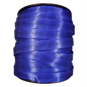 Beal 26mm 15kN Tubular Tape Blue/100m Roll