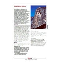 Yosemite Valley Free Climbs page