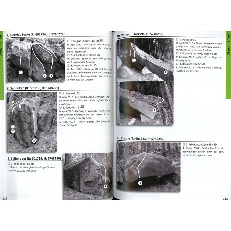 Harz Block pages