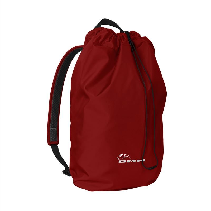 DMM Pitcher Rope Bag Red