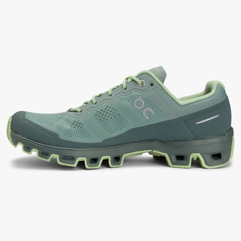 On Women's Cloudventure Moss