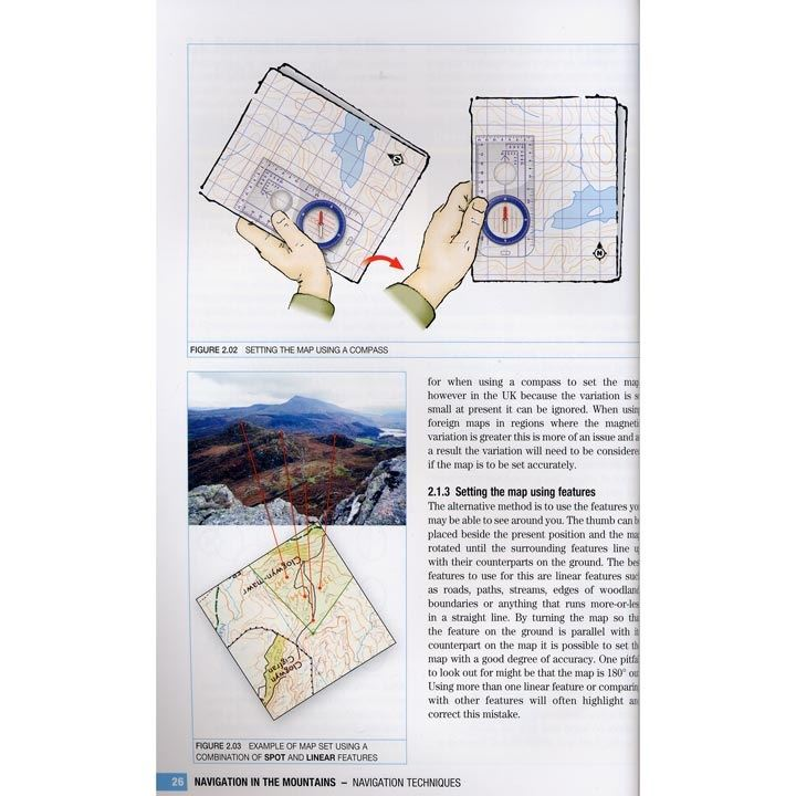 Volume 4 - Navigation in the Mountains page