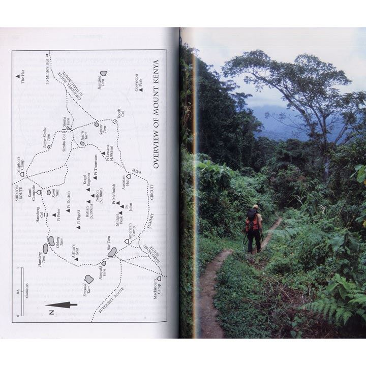 Kilimanjaro and East Africa pages