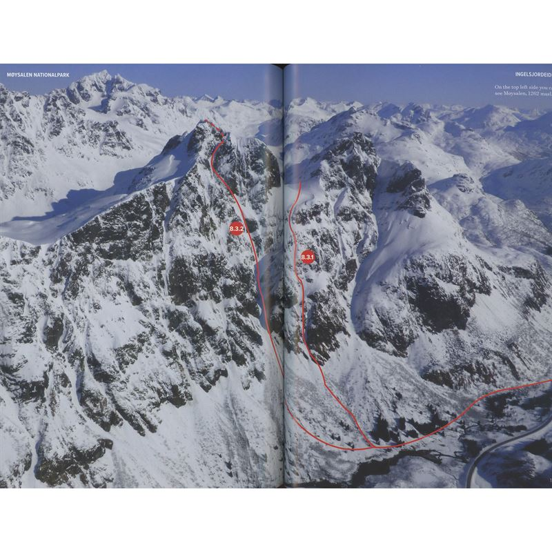 Arctic Ice Climbing pages