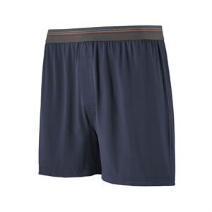 Patagonia Men's Sender Boxers New Navy