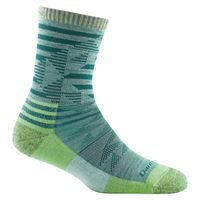 Darn Tough Women's Ceres Micro Crew Light Cushion Aqua